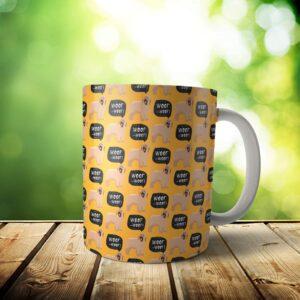 Briard Mug – Custom Dog Mom Gift / Dog Dad Gift – 11 & 15 oz – Briard Dog Lover Coffee Cup