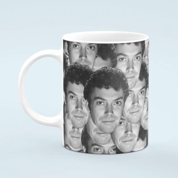 Tim Curry Mug – Custom Celebrity Gift – 11 & 15 oz – Tim Curry Fan Coffee Cup