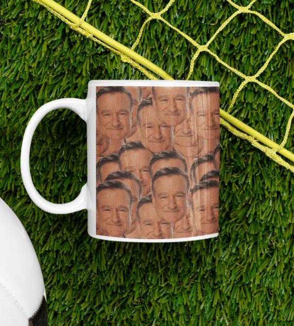 Robin Williams Mug Coffee Cup