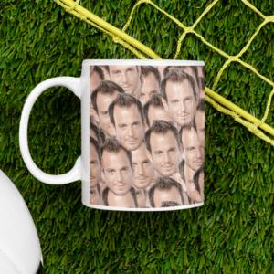 Will Arnett mug